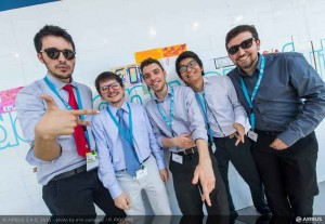 Brazilian Team Levar from the University of Sao Paulo Winners of Airbus Fly Your Ideas 2013_