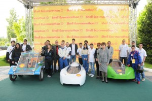Bulgaria - Shell Eco-marathon Europe