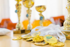 Festival Robotika za Bulgaria medali